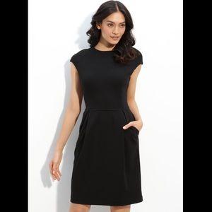 🖤LAFAYETTE 148 NEW YORK🖤BACK ZIPPER SHEAT DRESS